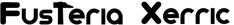 Logo Fusteria Xerric